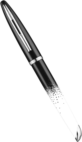 Подробнее о Ручка-роллер Waterman Carene 2015 Ombres et Lumieres Special Edition, Black and White ST