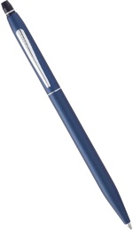 Ручка гелевая Cross Click Slim, Midnight Blue CT
