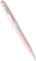 Шариковая ручка Franklin Covey Bristol, Pink / Chrome