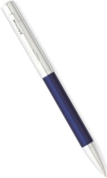 Шариковая ручка Franklin Covey Greenwich, Blue / Chrome