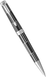Шариковая ручка Parker Premier Luxury K565, Black PT