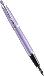 Перьевая ручка Waterman Ici Et La, Sweet Lilac CT (Перо F)