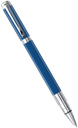 Ручка-роллер Waterman Perspective, Blue Obsession CT