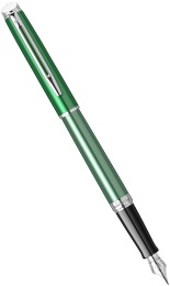 Ручка перьевая Waterman Hemisphere Deluxe 2020, Vineyard Green CT (Перо F)