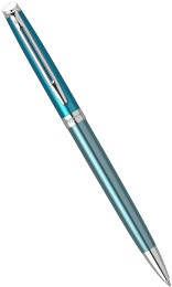 Шариковая ручка Waterman Hemisphere 2020, Sea Blue CT